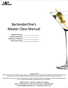 MasterClass Manual Cover