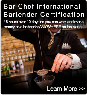 Bartending Courses - Finishing School - BartenderOne