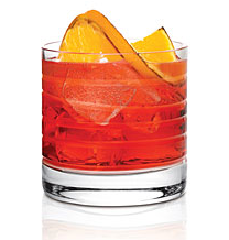 A Negroni Sbagliato uses sparkling wine instead of Gin.