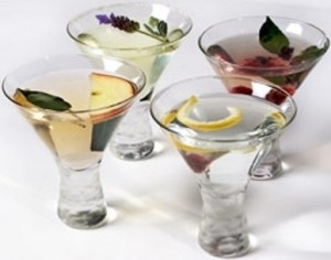 Cocktails that are created with care for the earth will show your guests' you care for their well being!