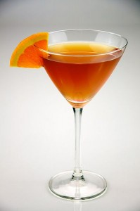 A sweet twist on the classic Sidecar. Use Navan Vanilla Liqueur, as opposed to orange liqueur.