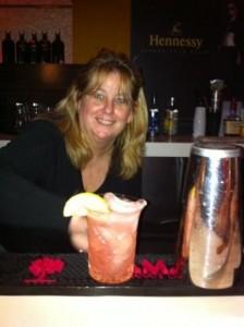 Jeannine Nanas Garden Cocktail