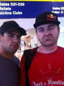 Heading back to Toronto... Not happy.