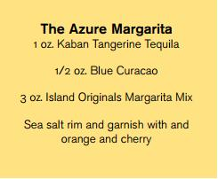 azure margarite recipe